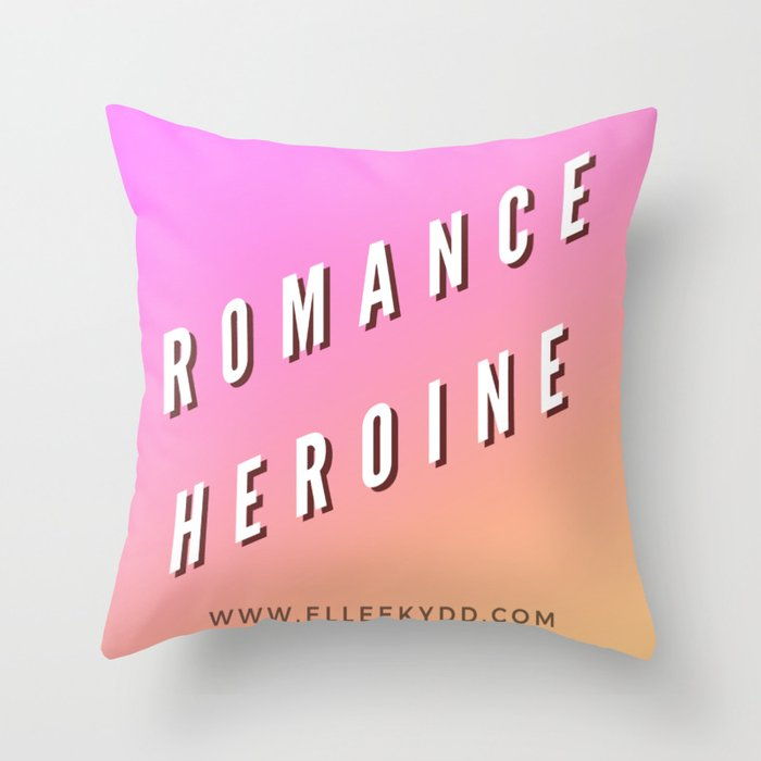 Romance Heroine pillow